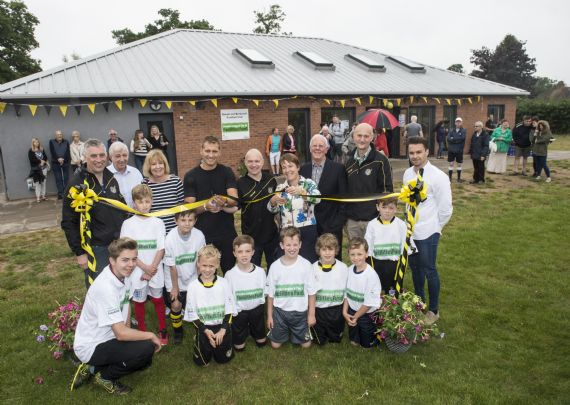 Clubhouse Opening